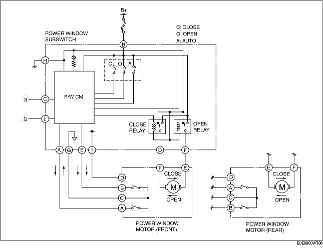 [DIAGRAM_38ZD]  POWER WINDOW SYSTEM WIRING DIAGRAM | Wiring Diagram Of Power Window System |  | Mazda 3 Forums UK