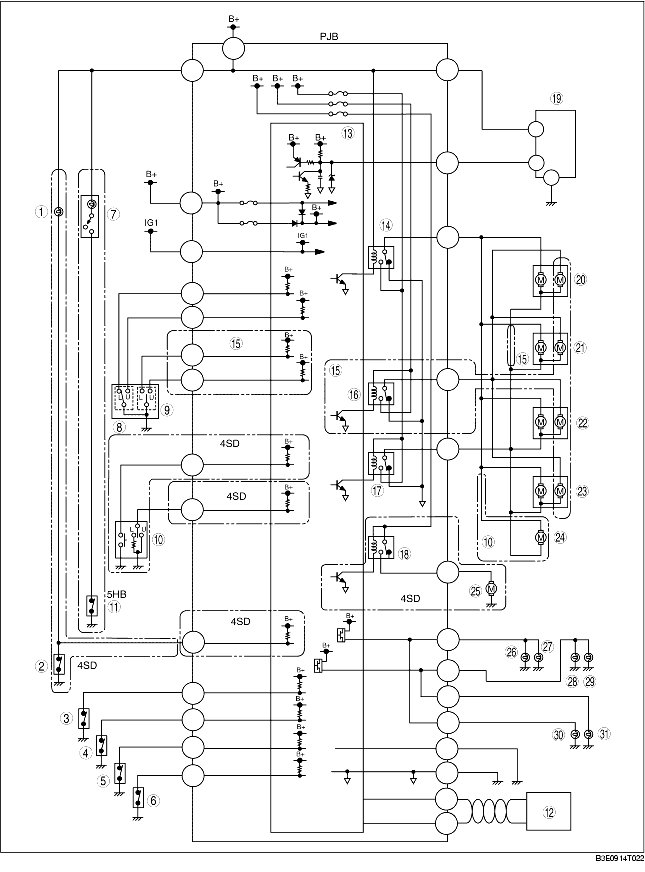 Wiring Diagram For Door Entry System: KEYLESS ENTRY SYSTEM WIRING DIAGRAM,Design